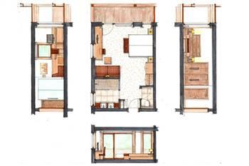 Zimmerplan Zimmer Waldblick