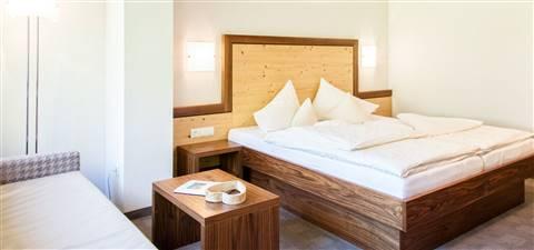 Zimmer Waldblick
