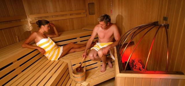 Gönnen Sie sich einen Aufguss in der Sauna